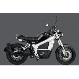 Horwin CR6 Electric Motorcycle Black RHS