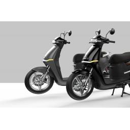 Horwin EK3 Electric Moped Black Grey