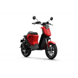 Niu UQiGT Pro Electric Scooter Red Right