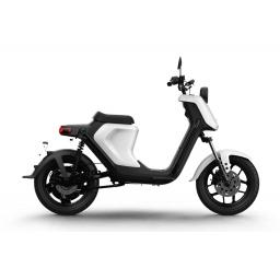 Niu UQiGT Pro Electric Scooter White Right