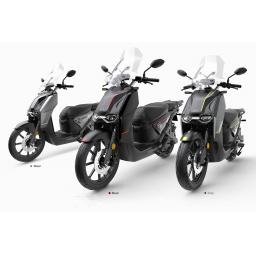 Super Soco CPx Electric Moped Range