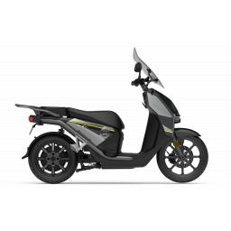 Super Soco CPx Electric Moped Grey Right