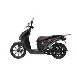 Super Soco CPx Electric Moped Black Left