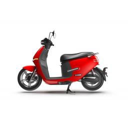 Horwin EK3 Electric Moped Red Left