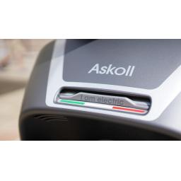 Askoll NGS Electric Moped Detail