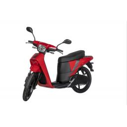 Askoll NGS2 Electric Moped Red Front Left