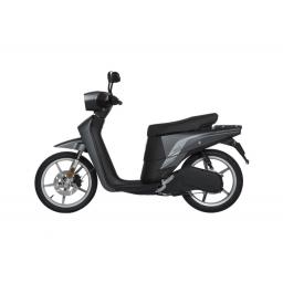 Askoll NGS3 Electric Moped Titaniun Left