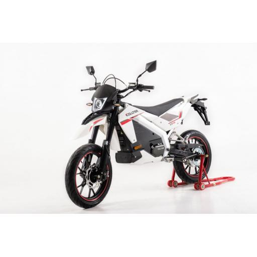 Kollter ES1-S Electric Motorcycle Front Left