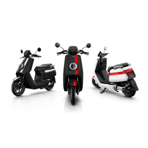 Niu NGT Electric Moped Range