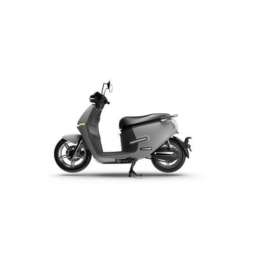 Horwin EK3 Electric Moped Grey Side View