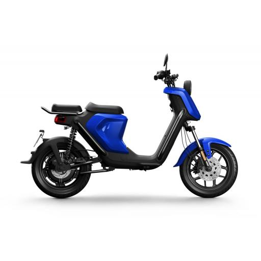Niu UQiGT Pro Electric Scooter Blue Right