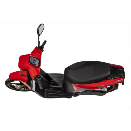 Askoll NGS3 Electric Moped Red Above