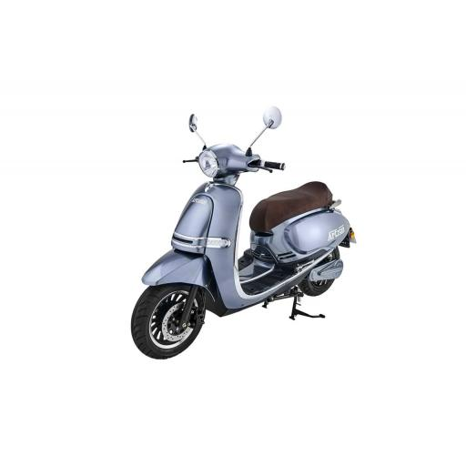 Artisan EVC Electric Moped Front Left