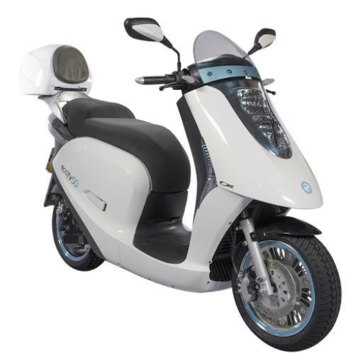 ECCity 125 6KW (125cc)