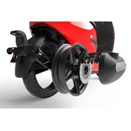 Horwin EK3 Electric Moped Motor