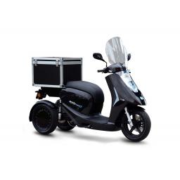 ECCity Model 3 Electric Motorcycle Black Delivery.jpg