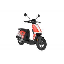 Super Soco CUx Ducati Edition Electric Moped Front Right