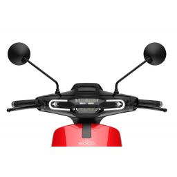 Super Soco CUx Electric Moped Front Detail
