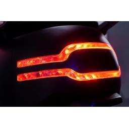 Horwin EK3 Electric Moped Rear Light Detail