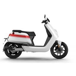 Niu NQiGTS Pro Electric Scooter White Red