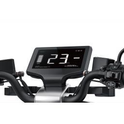 Yadea G5 Electric Moped Dashboard