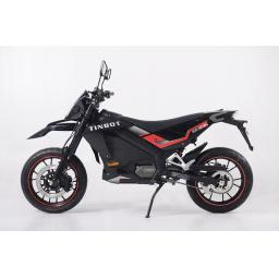 Kollter Tinbot ES1-S Pro Electric Motorcycle Left
