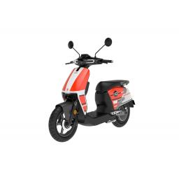 Super Soco CUx Ducati Edition Electric Moped Front Left