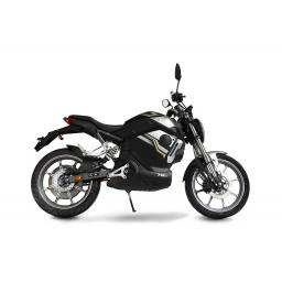Super Soco TSx Electric MotorCycle Black Right Side