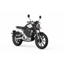 Super Soco TC Max Electric Motorcycle Allow Front Right