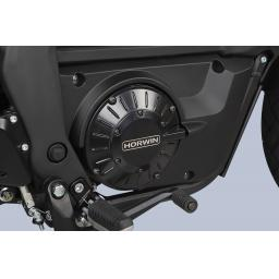 Horwin CR6 Electric Motorcycle Detail Motor