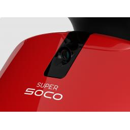 Super Soco CUx Camera Fitted