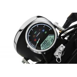Horwin CR6 Electric Motorcycle Detail Dashboard