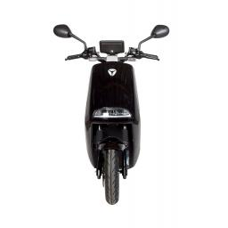 Yadea G5 Electric Moped Black Front