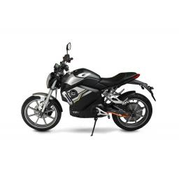 Super Soco TSx Electric MotorCycle Black Left Side 2