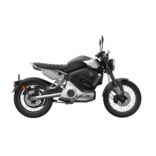 Super Soco TC Max Electric Motorcycle Spoked Right