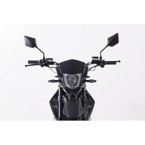Kollter Tinbot ES1-S Pro Electric Motorcycle Front Detail
