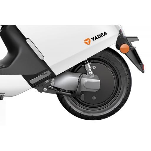 Yadea G5 Electric Moped Motor Detail