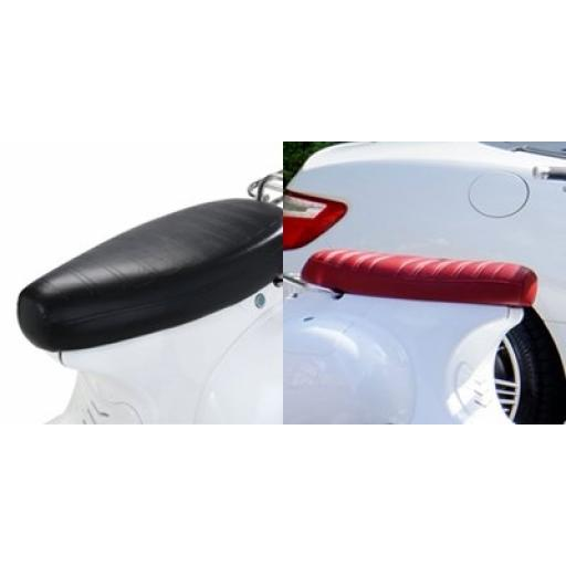 Artisan EV2000r Black - Cherry Red Vinyl Seat