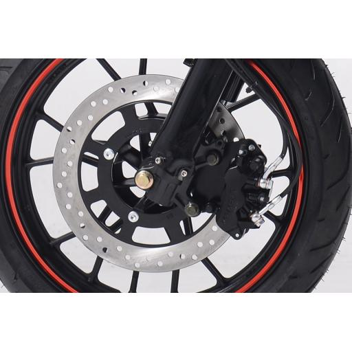 Kollter Tinbot ES1-S Pro Electric Motorcycle Detail Front Brake