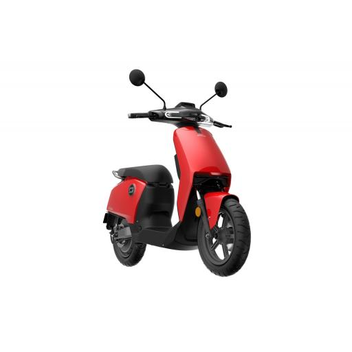 Super Soco Electric Moped Front Right