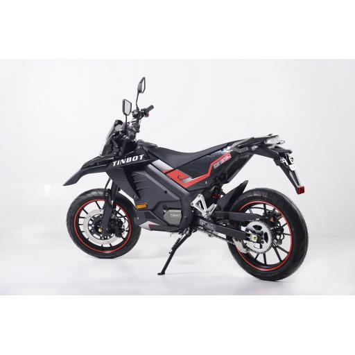 Kollter Tinbot ES1-S Pro Electric Motorcycle Rear Left