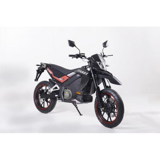 Kollter Tinbot ES1-S Pro Electric Motorcycle Front Right