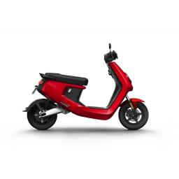 MQi+ Sport Electric Moped Red Right 1280 x 853