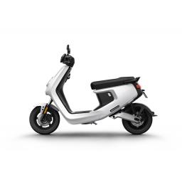 MQi+ Sport Electric Moped White Left 1280 x 853