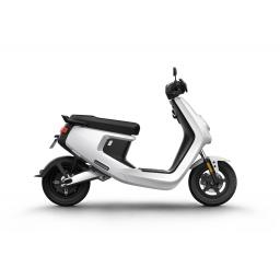 MQi+ Sport Electric Moped White Right 1280 x 853
