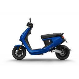 MQi+ Sport Electric Moped Blue Left 1280 x 853