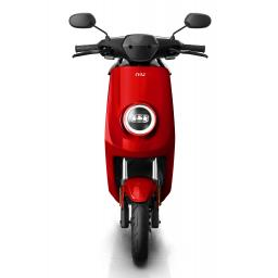 MQi+ Sport Electric Moped Red Front 1280 x 853