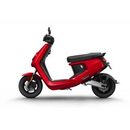 MQi+ Sport Electric Moped Red Left 1280 x 853