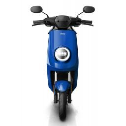 MQi+ Sport Electric Moped Blue Front 1280 x 853