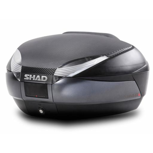 SHAD SH48 Top Box Carbon inc. Backrest
